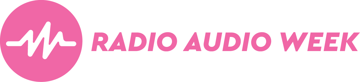 Radio Audio Week logo